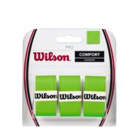 WILSON PRO OVERGRIPS (GREEN)