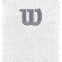 EXTRA WIDE WRISTBAND WHITE/TRADE (WRA733516)