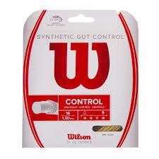 WILSON SYNTHETIC GUT CONTROL 16 SET